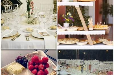 Los 6 mejores catering para bodas en Córdoba