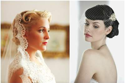 Bridal hair & makeup: Perfect combinations for 2015