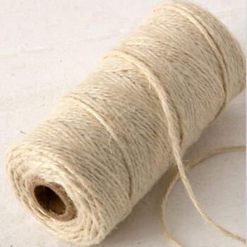 Cuerda Rustica Color Marfil- Compra en The Wedding Shop