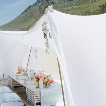 Zelte für die Open Air Hochzeit – Romantisches Ja-Wort unter dem Sternenhimmel!