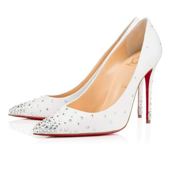 Degrastrass Kid Strass, Christian Louboutin.