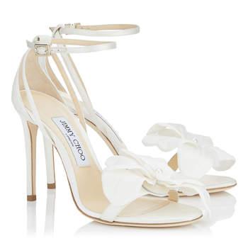 83e05138881 Chaussures de mariée Jimmy Choo 2019   le luxe à vos pieds !