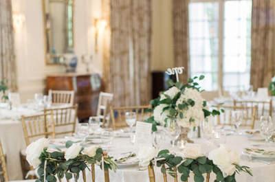 Decoración de sillas para tu matrimonio. ¡Toma nota de las ideas más creativas!