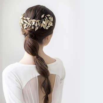 Лучшие свадебные прически с хвостом 2017: стильно и элегантно!