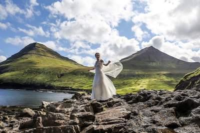 Io mi sposo alle Isole Faroe, l'arcipelago più bello del mondo!