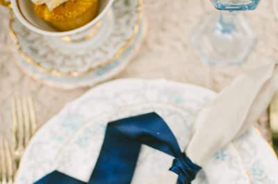 De beste decoratie-ideeën voor een vintage bruiloft. Deze stijl is altijd een succes!