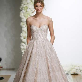 MoriLee. Credits_ Barcelona Bridal Fashion Week