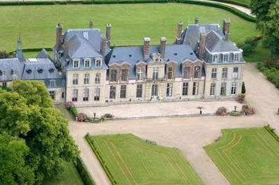 8 Châteaux de mariage dans les Yvelines : nos coups de cœur !