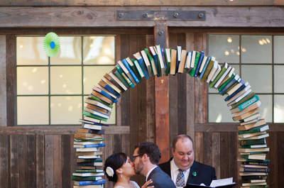 Decoración vintage con libros: La mejor literatura para tu día mágico