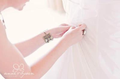 5 adresses pour une robe de mariée originale