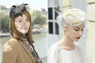 Hats and hairpieces for chic wedding guests in 2015