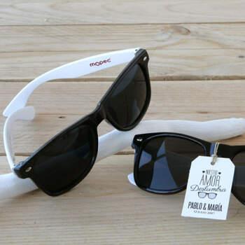 Gafas De Sol Montura Negra- Compra en The Wedding Shop