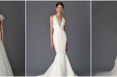 Свадебные платья Marchesa 2017: изысканно и элегантно!