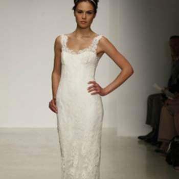 Robe de mariée collection Printemps 2013 - Crédit photo: Christos