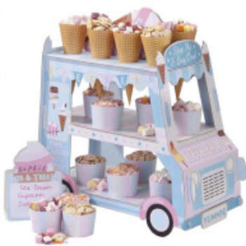 Stand camion de glace - The Wedding Shop