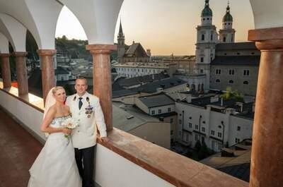 Die top Hochzeitsfotografen und Videografen aus Salzburg
