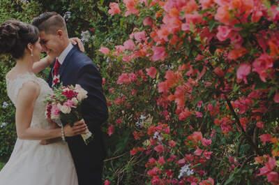 ¡Los 8 elementos clave de la fotografía de bodas! Recuerdos perfectos de tu día B