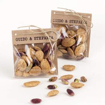 Sachet En Chanvre Amandes Et Pistaches -  The Wedding Shop !