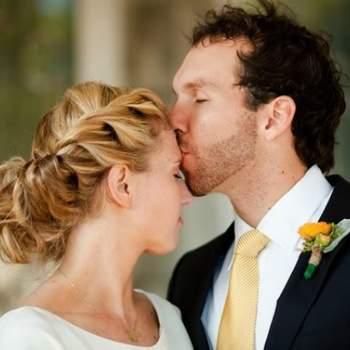 La treccia è una delle tendenze più in voga per l'acconciatura delle spose