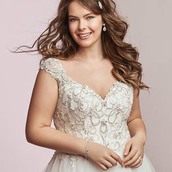 Vestido modelo Bella da Rebecca Ingram