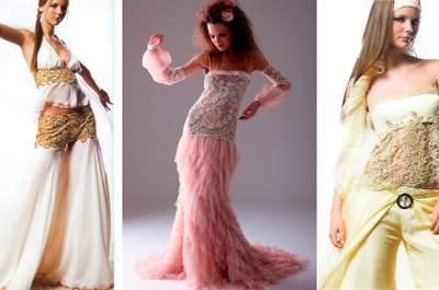 Da sinistra, i modelli Pantar, Harlow e Cedro. Foto via Marina Mansanta