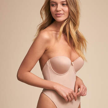 Hazel Thong Bodysuit, Bhldn