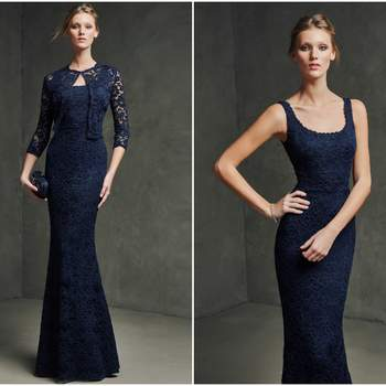 c0e97c88f7 Descubre la colección de vestidos de madrina Pronovias 2016