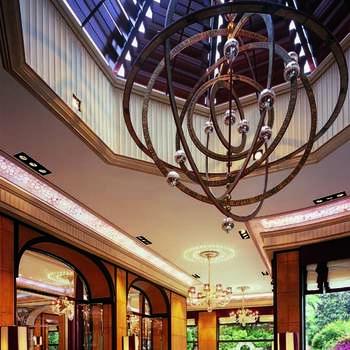 Hotel Principe di Savoia: Ristorante Acanto