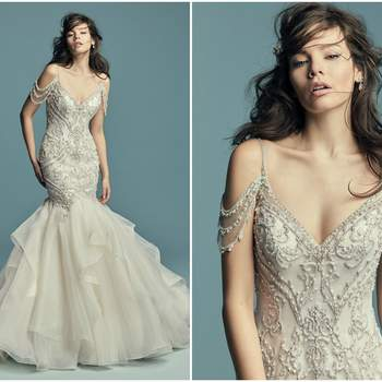 Brinklely. Credits: Maggie Sottero