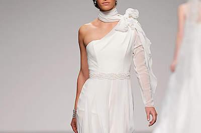 Los vestidos de novia más originales de 2013