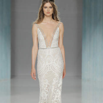 Galia Lahav. Credits: Barcelona Bridal Fashion Week