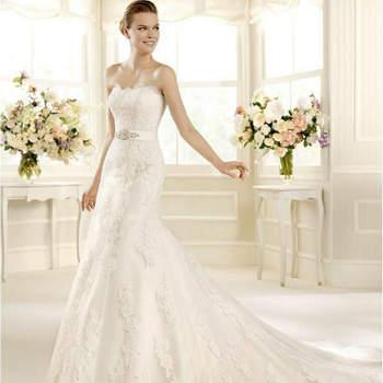 Conheça os nossos modelos preferidos da colecção de vestidos de noiva La Sposa 2013.