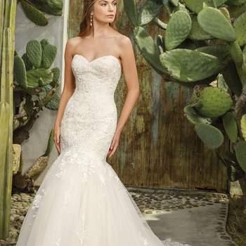 Style 2293 Flora. Credits: Casablanca Bridal
