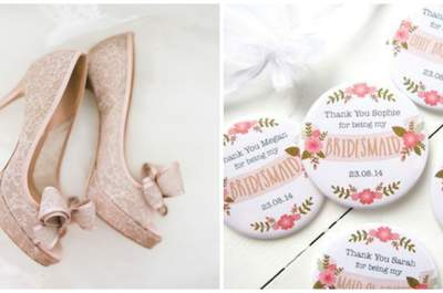 Bridesmaids and Groomsmen gifts ideas: top tips from Label'Emotion London