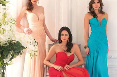 Top adresse pour une robe de cocktail féminine et originale : Confidence Mariage