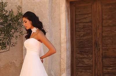 Bruidsjurken Linea Raffaelli 2015: Voor ieder wat wils!