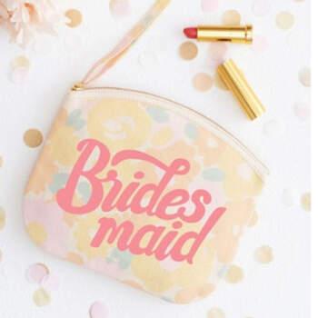 Bolso de mano floral para la novia- Compra en The Wedding Shop