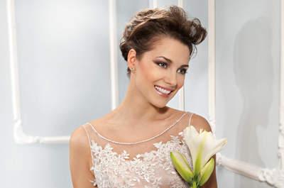 6 pistes essentielles pour comprendre les collections de robes de mariées 2014