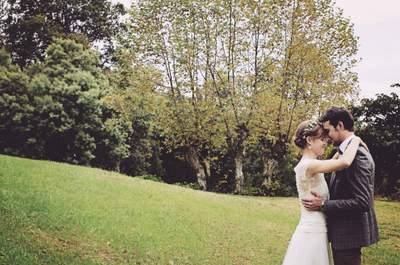 Pauline et Clément : un mariage rustique plein de charme et d'authenticité!