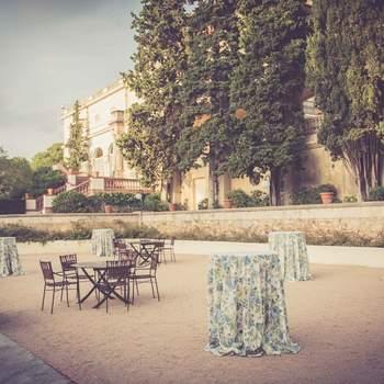 Un emplazamiento muy especial que desprende pura magia y romanticismo, y donde podréis llevar a cabo la boda de vuestros sueños.