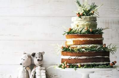 Прикосновение вкуса и цвета: используйте торт как декоративный элемент вашей свадьбы!