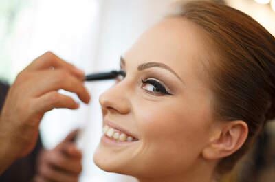 Makijaż ślubny oczu. Sprawdź najnowsze trendy makijażu ślubnego 2017!