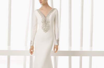 42 robes de mariée parfaites pour un mariage en hiver