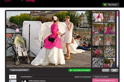 Imagera, votre site photos en quelques clics