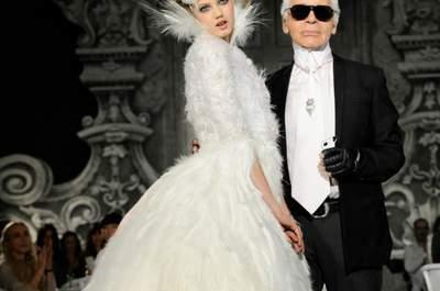 Brautkleider für eine Winterhochzeit