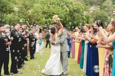Casamento de Raquel e Gabriel: de melhores amigos à marido e mulher!
