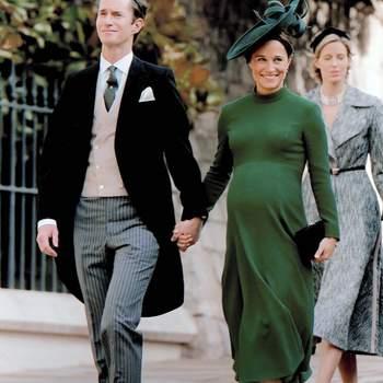 Pippa Middleton e James Matthews deram as boas-vindas ao seu primeiro filho em novembro. | Foto via Instagram @pippa.middleton.matthews