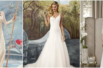 European Bridal Week: discover next season's designs