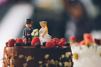 Tarta de boda. Fotógrafo Jose Luis de Lara