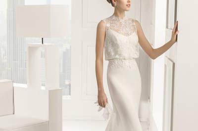 24 robes de mariée 2015 parfaites pour des femmes à petite poitrine